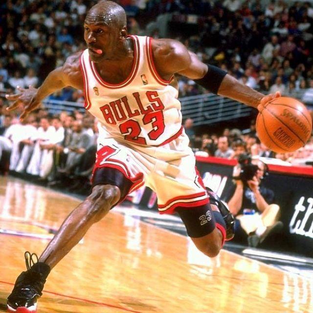 Chicago Bulls ジョーダン