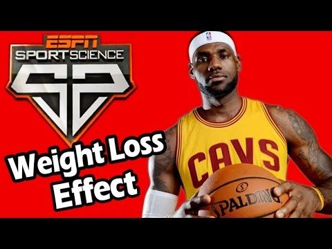 Lebron James Sport Science - The Weight Loss Effect - http://trolleytrends.com/health-fitness/lebron-james-sport-science-the-weight-loss-effect