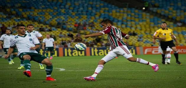 Fluminense X Goias Ao Vivo Online Brasileirao Com Imagens