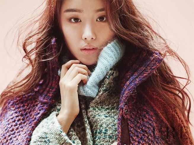 Secret Song Ji Eun - Sure Magazine December Issue '13