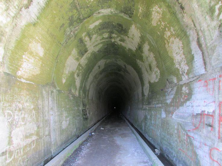 Catamarca, Tunel Ferroviario, La Merced