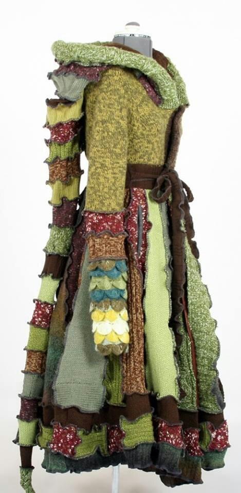 Dream coats - Elf gowns from Fairytea