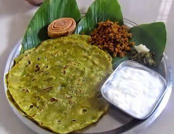 Indian multi-grained bread, a healthy breakfast item good for heart