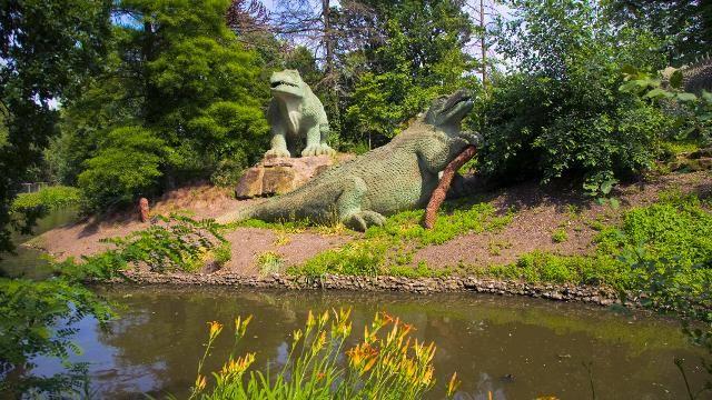 Crystal Palace Park - visitlondon.com