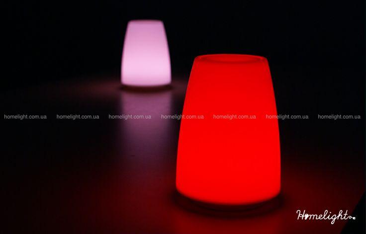 Яркие цвета и смелые сочетания оттенков Philips Imageo TableLights!