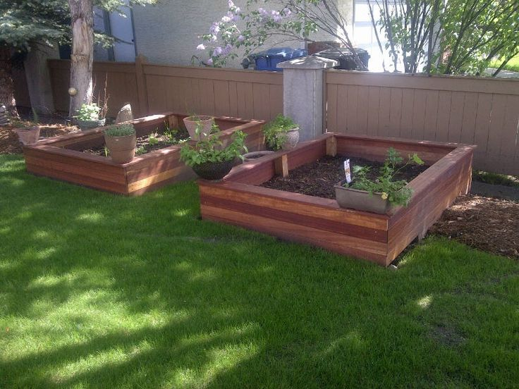 Raised Planters add a unique look to your beautiful backyard. Add a tiny garden in those planters and your good to go. Located in Calgary, Alberta. and Supplied by Kayu Canada Inc.