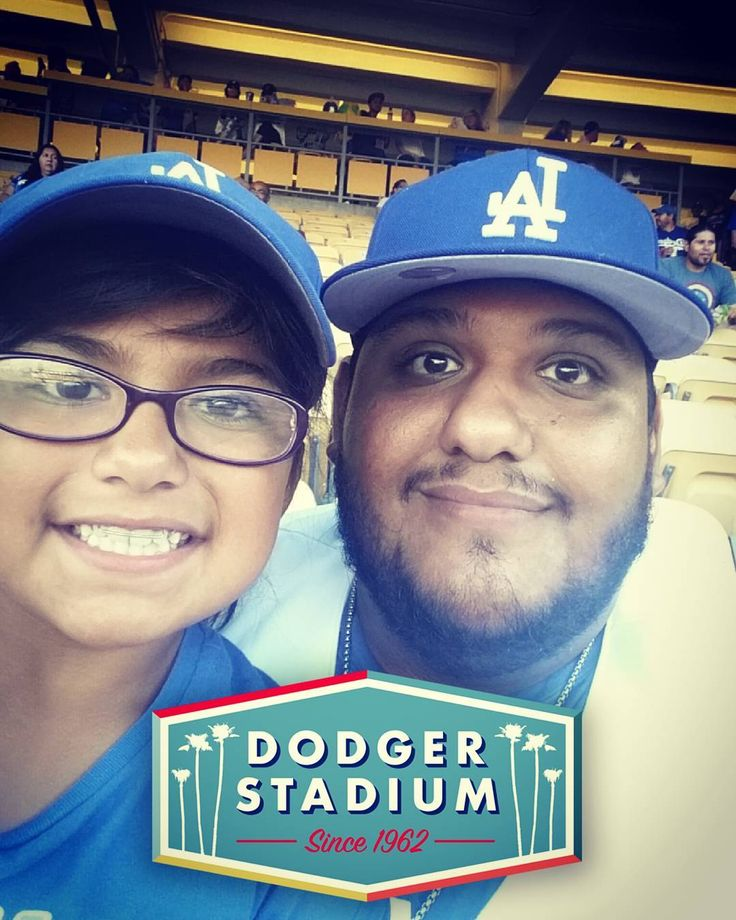 THINK BLUE: Today's #FlashBackFriday is dedicated to my niece! Today is my nieces birthday. This was from her first #Dodgers game last season. I had the privilege to take her to her first game and now I'm wishing her a very #HappyBirthday. I look forward to more memories like this one. #FBF #DodgersGame #memories #GoodTimes #Family #HerFirstGame #BirthdayGirl #DodgerStadium by beast_mode_cisco
