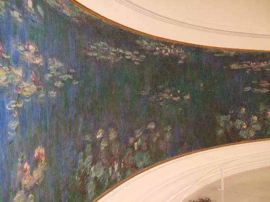 Musee de l'Orangerie. Paris