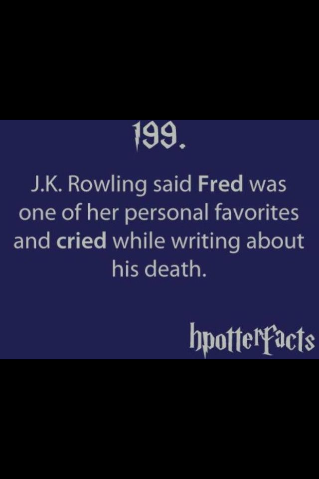 J.K. Rowling missed an opportunity with