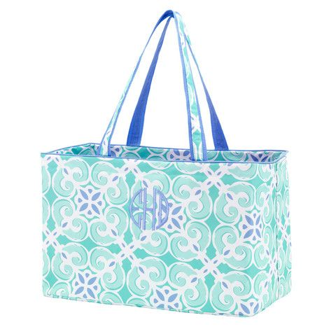 VIDA Tote Bag - Ice Spider by VIDA
