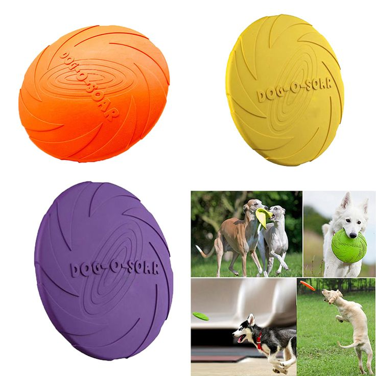 Natural Rubber Toy Frisbee //Price: $23.81 & FREE Shipping //     #cat #dog  #kitten #petworld #puppy #animal