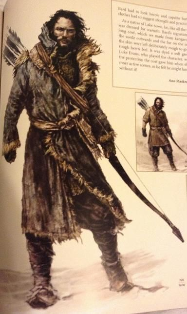 Bard the bowman art