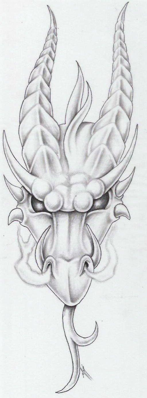 dragon smoke by ~markfellows on deviantART - orig artist unknown