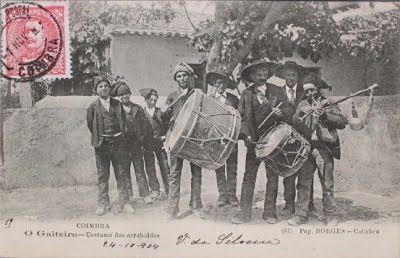 02-Fotos Históricas - Gaiteiros de Coimbra