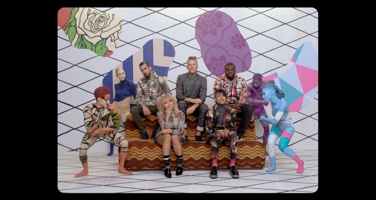 [Official Video] Can't Sleep Love – Pentatonix- seriously one of the coolest music videos I have seen.