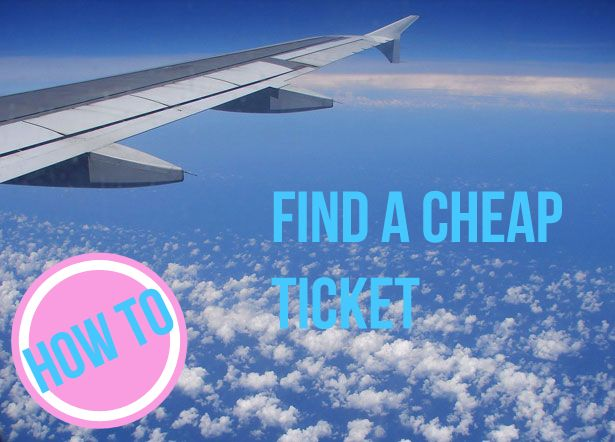Cheap Flights | Fabulessly Frugal
