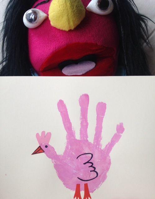 #Rooster #craft #ChineseNewYear #kids