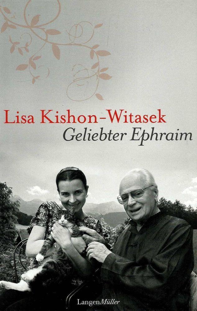 Geliebter Ephraim Kishon von Lisa Kishon-Witasek 2012 Biografie | eBay