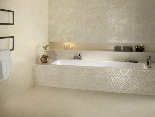 Die besten 25+ Badezimmer mit mosaik fliesen Ideen auf Pinterest - badezimmer einbau