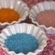 Zucchero colorato fatto in casa