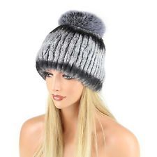 CHINCHILLA Gorra oversizemuetze BEANIE de piel Zorros invierno: 146,90 EUREnd Date: 01-oct 08:48Buy It Now for only: US 146,90 EURBuy it…