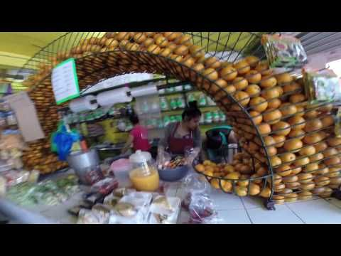 The best Puerto Vallarta Market for fresh organic Fruits and vegetables. - YouTube