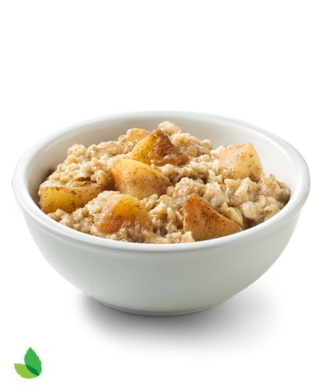 Apple Cinnamon Slow Cooker Oatmeal with Truvía® Brown Sugar Blend