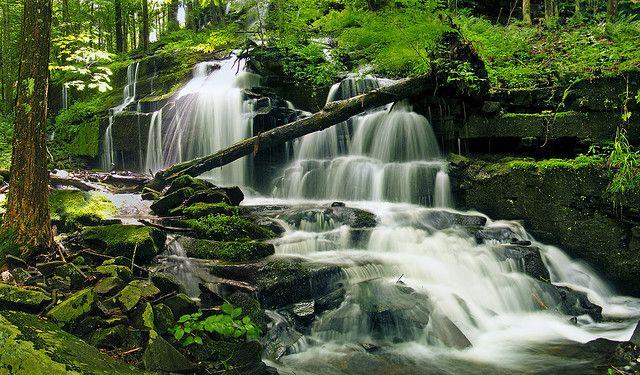 20 Gorgeous Waterfalls Hidden in Pennsylvania