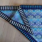 3 - Strikkekit til Blå Stjerne - sjal