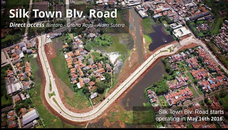 Apartemen Murah Silk Town Graha Raya Bintaro