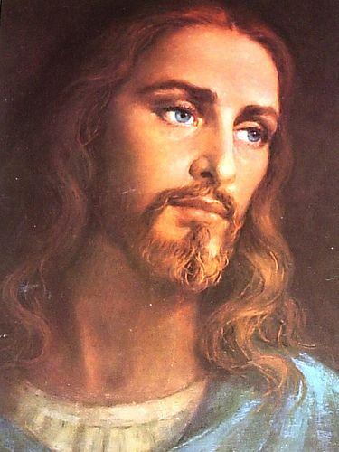 Confira aqui este belo retrato de Jesus Cristo! | fotodejesus.com.br                                                                                                                                                     Mais