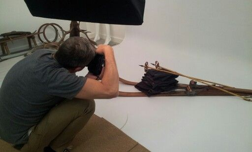 New shooting !  The great PIERO  back to work . #FRADI New Collection A/W .