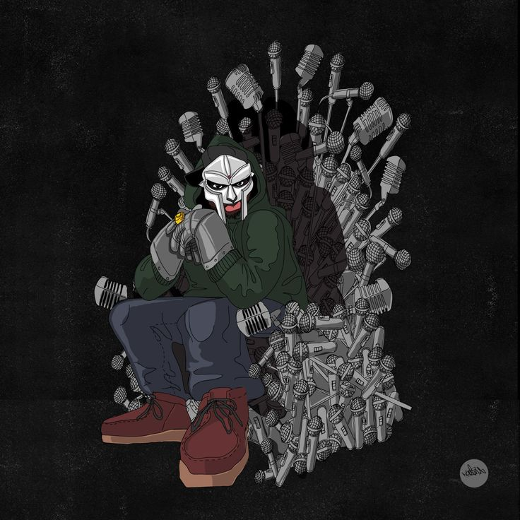 MF DOOM - Game of Microphones V.2