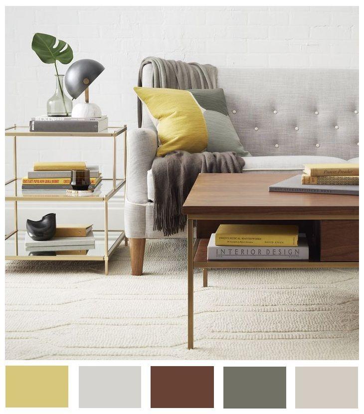 Colores frescos y cálidos que en conjunto crean una armonía perfecta en donde se siente un ambiente de bienestar.