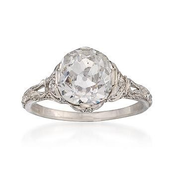 a 1910 engagement ring......vintage has so much more character than the new stuff a 1910 engagement ring......vintage has so much more character than the new stuff a 1910 engagement ring......vintage has so much more character than the new stuff