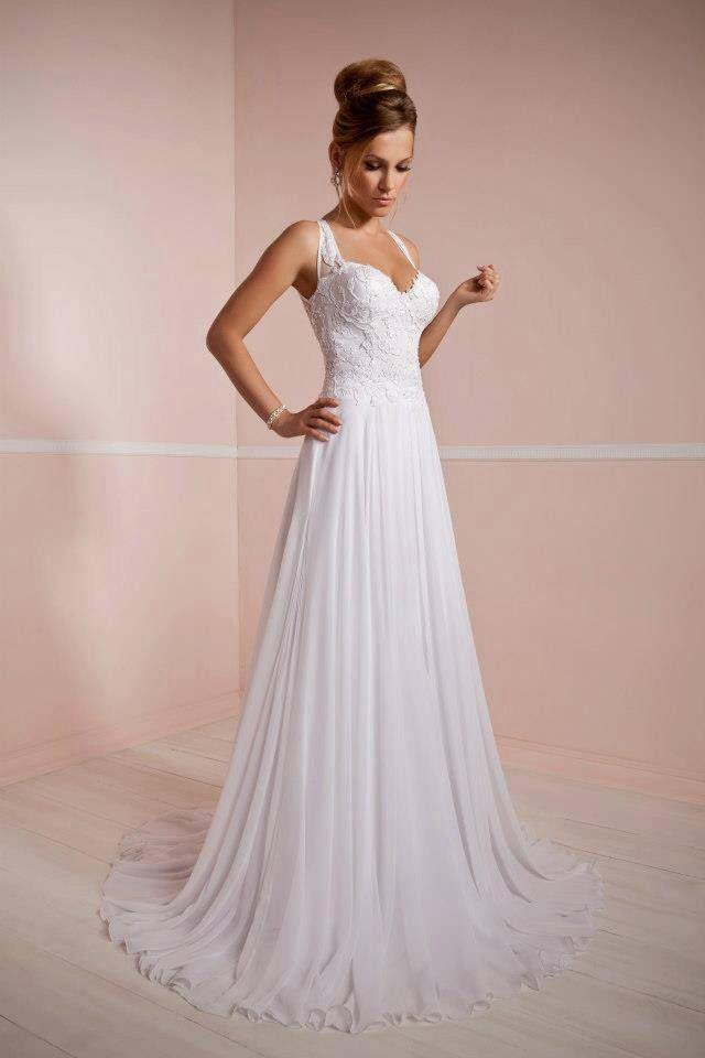 104 best Novias images on Pinterest | Wedding frocks, Wedding ...
