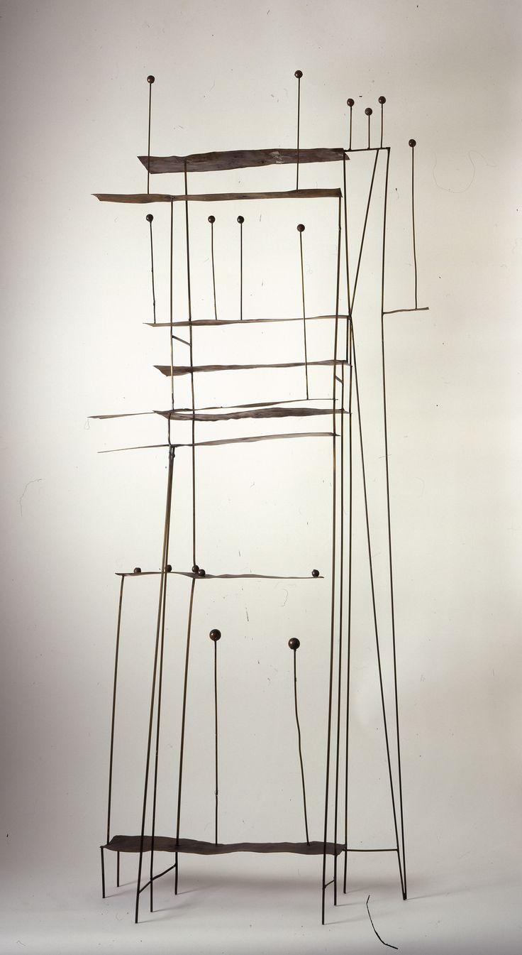 Fausto Melotti - Città - 1963 - Mart, Trento e Rovereto - Collezione Domenico Talamoni
