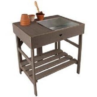 Parpadi LLC - Farm Folklore Potting Table, $199.00 (http://www.parpadi.com/farm-folklore-potting-table/)