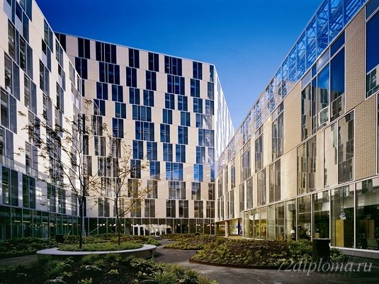 Топ-10 студенческих общежитий в мире - Обзор