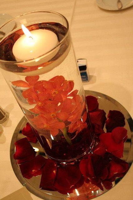 candele in acqua 12