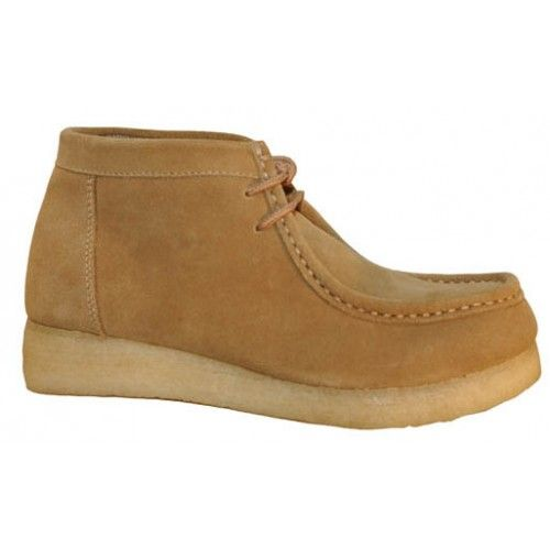 Mens Roper Desert Sticker Shoes