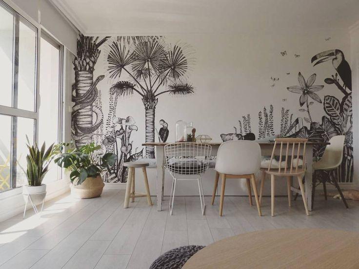 25 beste idee n over salle a manger scandinave op for Salle a manger urban