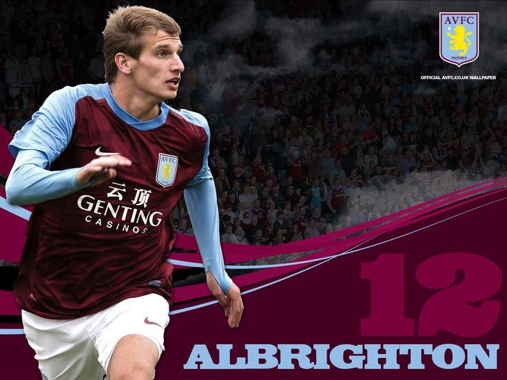 Marc Albrighton Aston Villa Fc Wallpaper