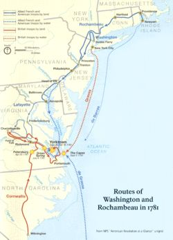 Siege of Yorktown - Wikipedia