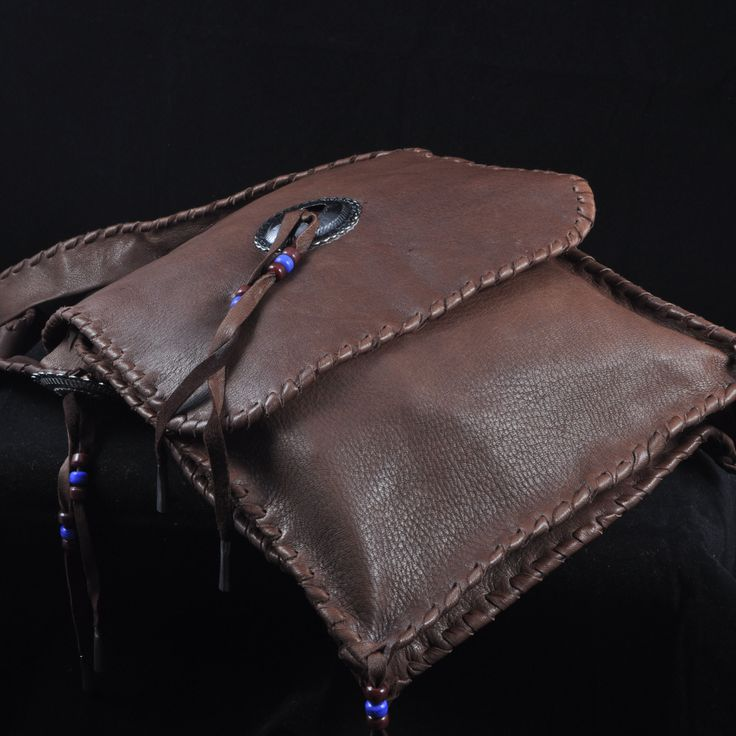 Deer Skin Leather shoulder bag handmade in Australia for that Bohemian Summer addition to your wardrobe! The leather is super soft. Great Christmas gift idea!