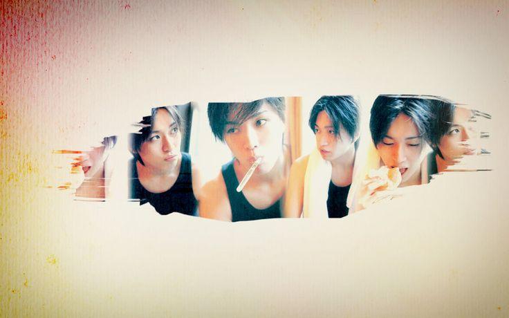 Wallpaper 3o - Matsushita Yuya by dothefool on DeviantArt