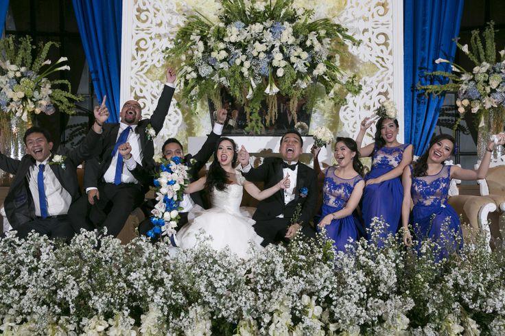 Royal Blue Wedding Reception of Jessica and Willi - RESEPSI 02_0460-min-min