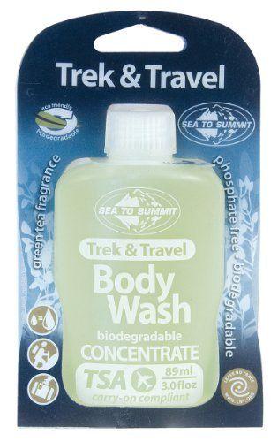 Verfügbar EUR 4,95 Sea to Summit Waschlotion Trek and Travel Liquid Body Wash #…