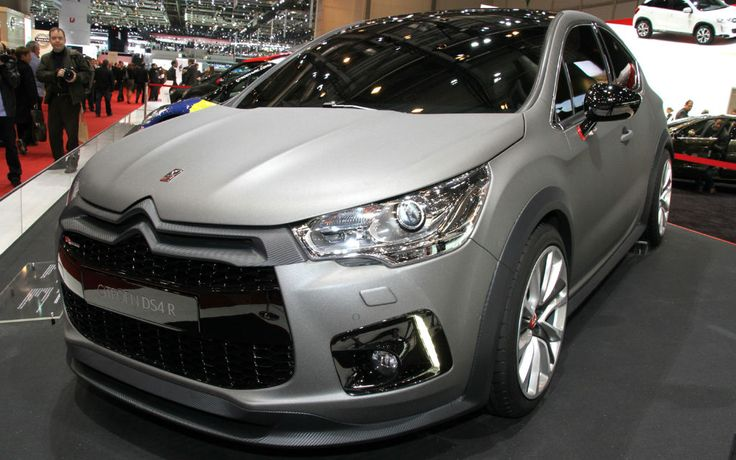 2014 Citroen DS4 Racing