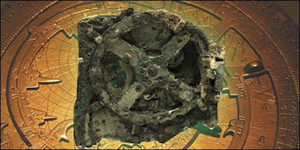 Six Ancient Discoveries Science Can't Explain – What is the Antikythera Mechanism?